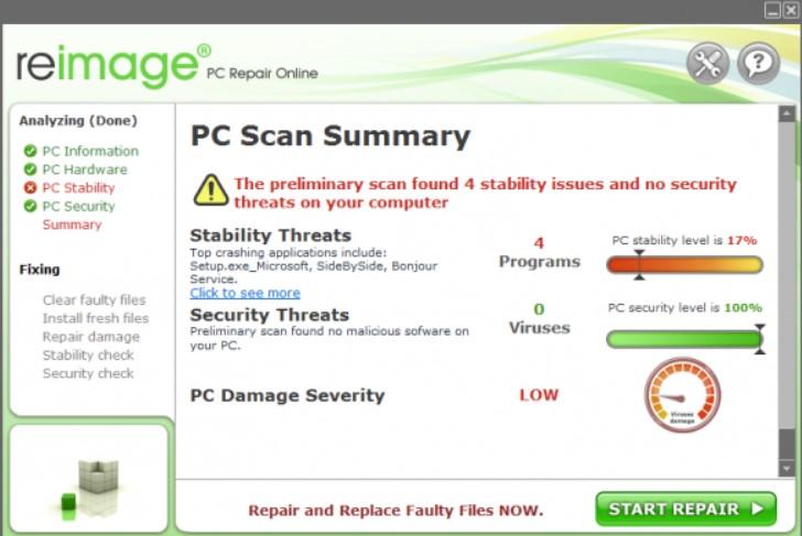 reimage pc repair tool license key