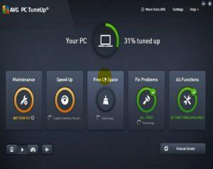AVG PC Tuneup 2019 key